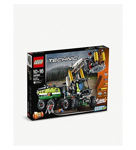 LEGO 技术 42080 森林机器