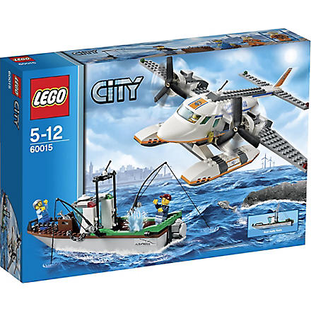 LEGO Coast Guard Plane