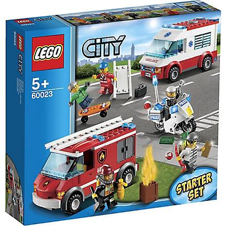 LEGO LEGO City Starter Set