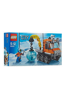 LEGO Arctic Ice Crawler set