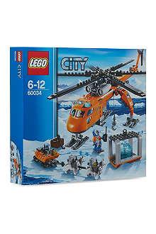 LEGO Arctic Helicrane