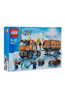 LEGO Arctic Outpost set