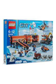 LEGO Arctic Base Camp set