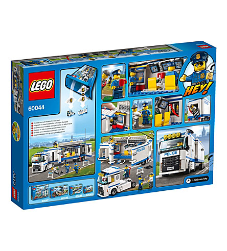 LEGO City Mobile Police Unit