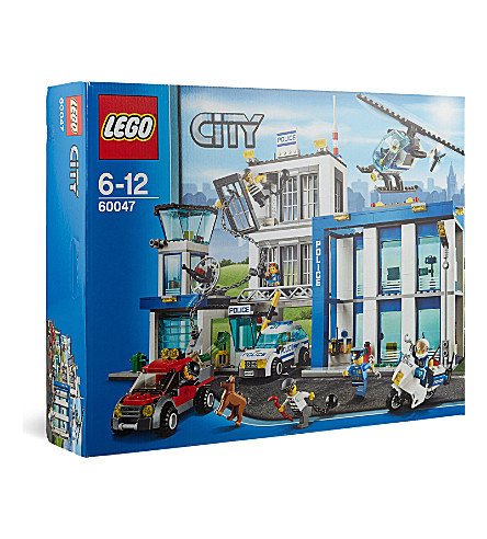LEGO Lego City police station