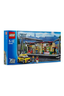 LEGO Train Station set