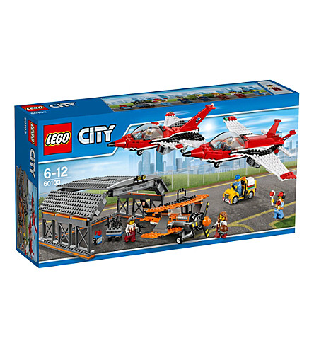 LEGO Lego city airport air show