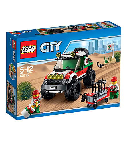 LEGO Lego city 4x4 off roader