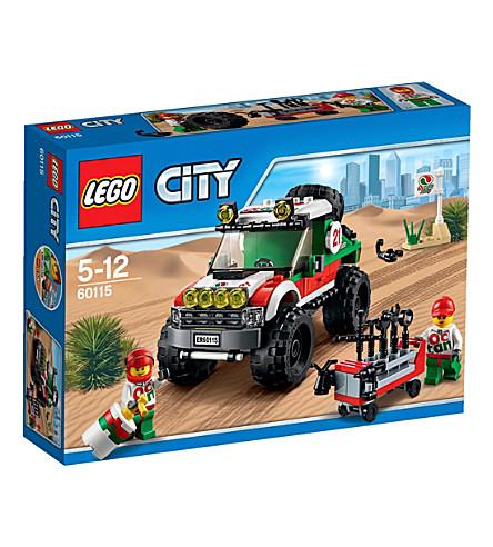 LEGO Lego city 4x4 off roader