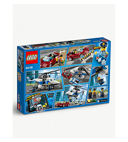 LEGO Lego City police high speed chase set