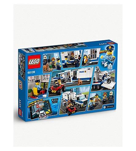 LEGO Police Command Centre