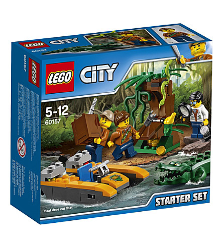 LEGO Lego city jungle starter set