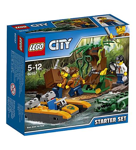 LEGO Lego city jungle starter set