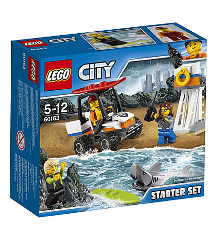 LEGO Lego city coast guard starter set