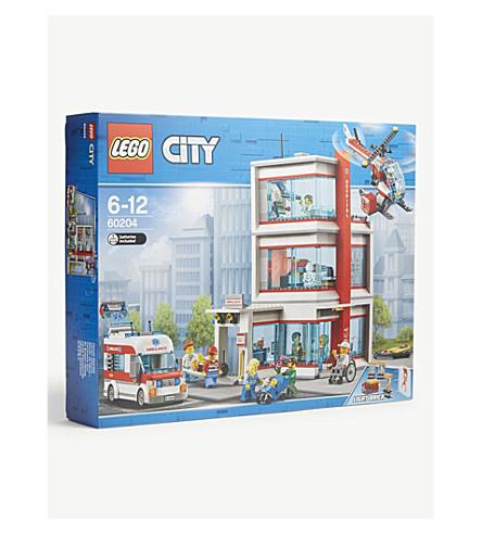 LEGO 城市医院芭比
