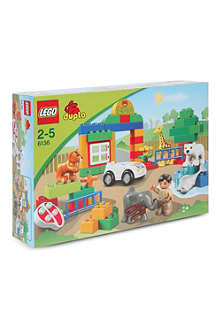 LEGO Duplo Town My First Zoo set