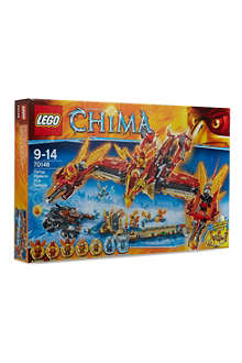LEGO Flying phoenix fire temple