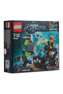 LEGO Riverside Raid set