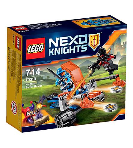 LEGO Nexo Knights knighton battle blaster