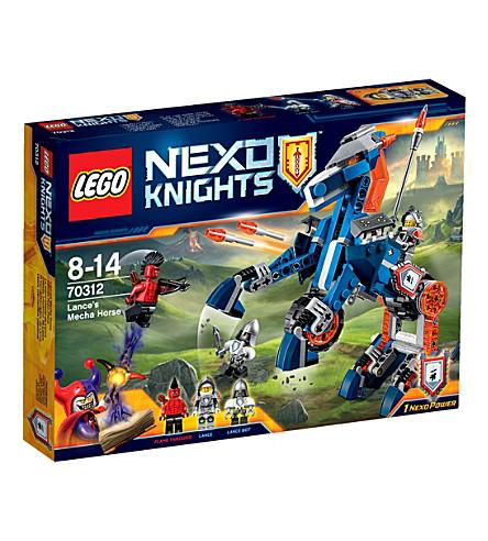 LEGO Nexo Knights Lance's Mecha Horse