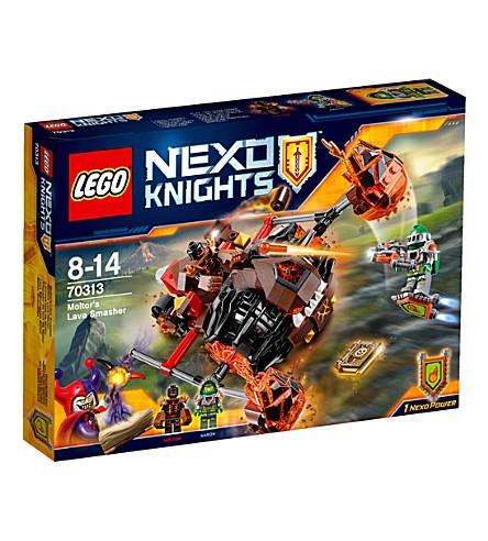 LEGO Nexo Knights Moltor's Lava Smasher
