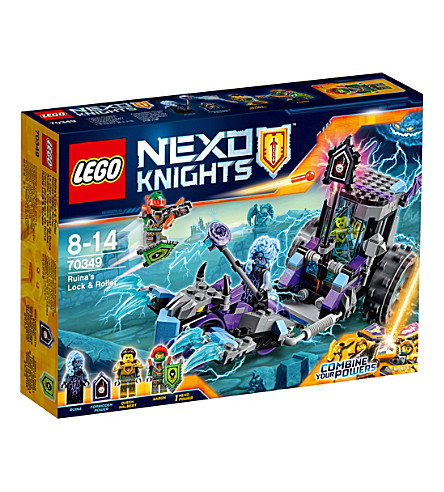 LEGO Nexo Knights Ruina's Lock & Roller