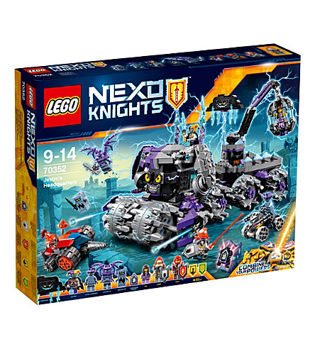 LEGO Nexo Knights Jestro's Headquarters