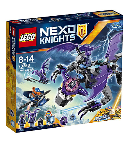 LEGO Nexo Knights play set