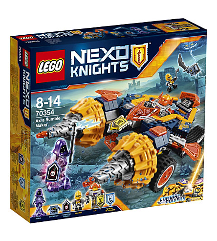 LEGO Axl 3-in-1 Rumble maker