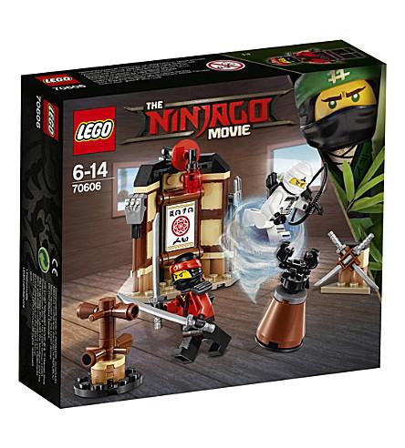 LEGO The Lego Ninjago Movie Spinjitzu Training set