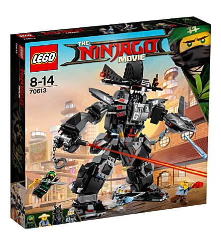 LEGO The Lego Ninjago Movie Garma Mecha Man