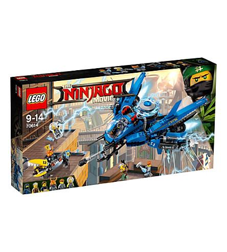 LEGO The Lego Ninjago Movie Lightning Jet