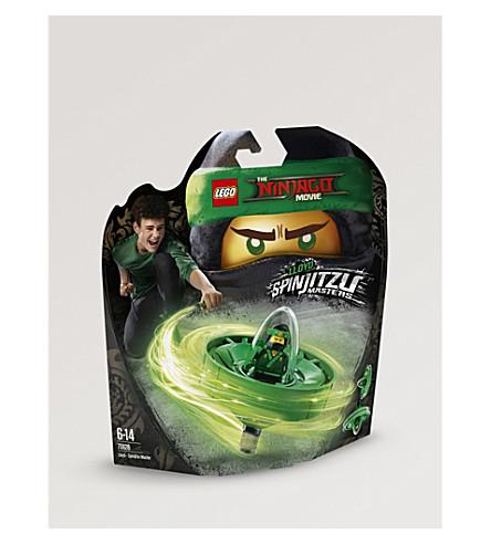 LEGO Ninja Lloyd spinning playset