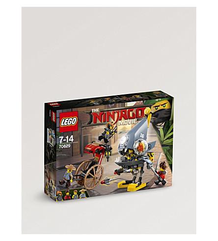 LEGO Ninjago Piranha Attack playset