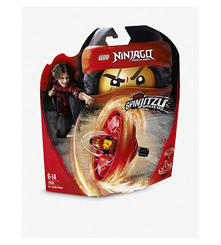 LEGO Ninjago Kai Spinjitzu Master toy