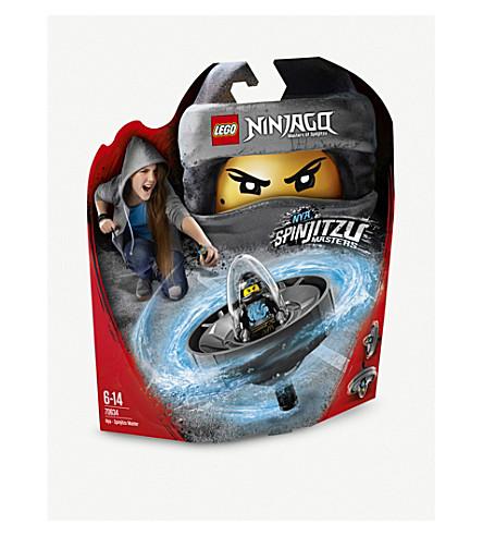 LEGO Ninjago Nya Spinjitzu Master toy