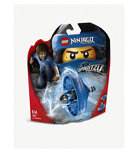 LEGO Ninjago Jay Spinjitzu Master toy