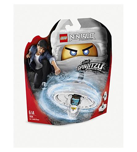 LEGO Ninjago Zane Spinjitzu Master toy