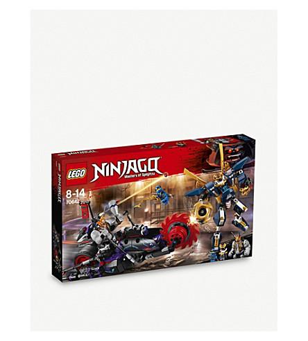 LEGO Ninjago Killow vs. Samurai X