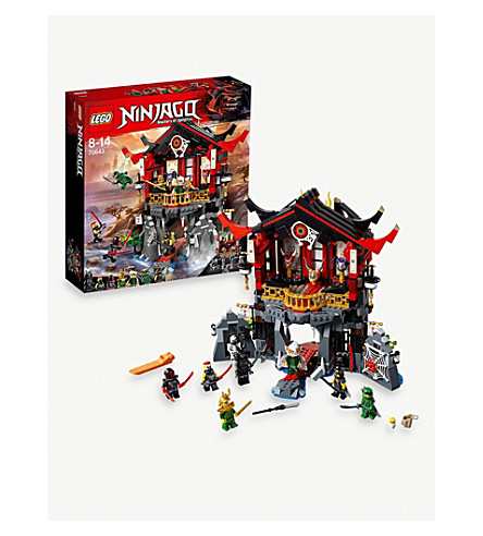 LEGO Ninjago Temple of Resurrection
