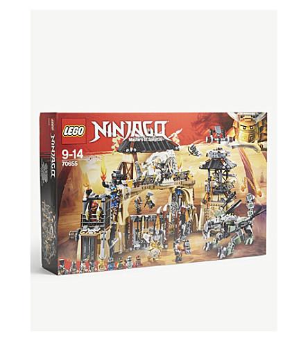 LEGO Ninjago 龙坑