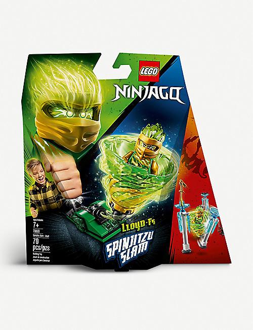 LEGO LEGO? Ninjago Spinjitzu Slam Lloyd spinner set