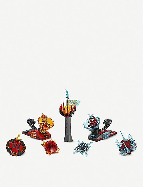 LEGO LEGO? Ninjago Spinjitzu Kai Vs Samurai Slam