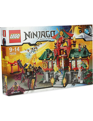 LEGO Ninjago battle for city