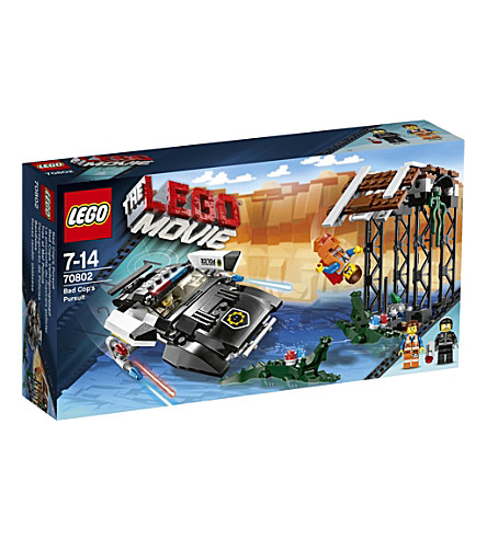 LEGO Bad Cop's Pursuit