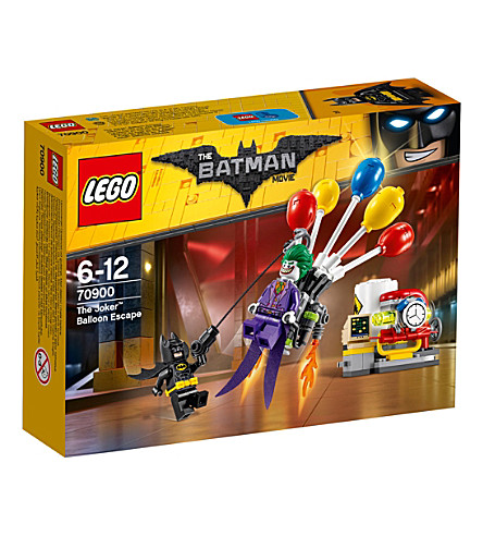 LEGO The Lego Batman Movie Joker Balloon Escape