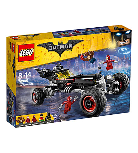LEGO The Lego Batman Movie The Batmobile