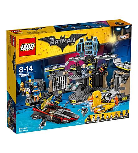 LEGO Lego Batman 电影蝙蝠闯入