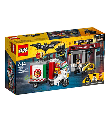 LEGO The Lego Batman Movie Scarecrow Special Delivery set