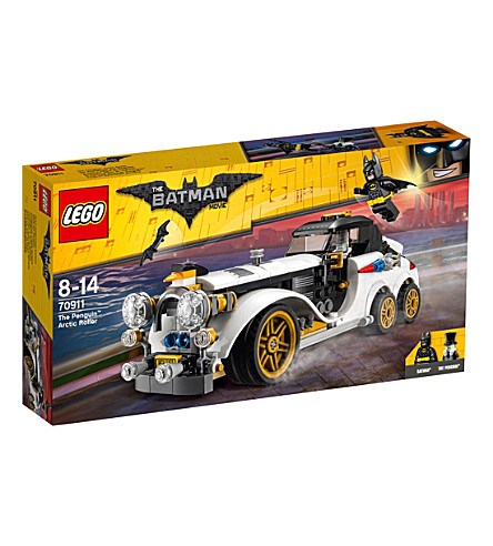 LEGO The Lego Batman Movie The Penguin Arctic Roller play set